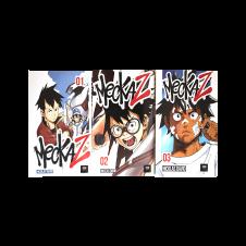 Manga 4 Sentaï School