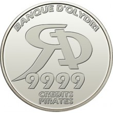 Crédits Pirates x9999