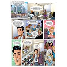 T-Shirt Reflets d'Acide Trichelieu Noir Homme