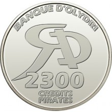 Crédits Pirates x2300