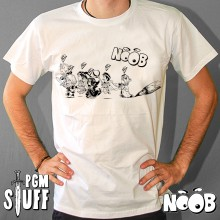 T-Shirt Homme Noob SD