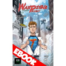 EBOOK Light Novel 1 WarpZone Project (dématerialisé)