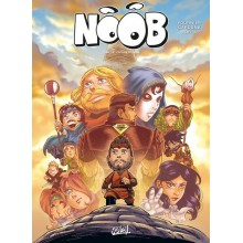 BD 13 Noob : Capture d'écran