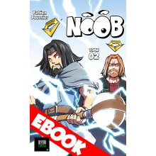 EBOOK Light Novel 2 Noob (dématerialisé)