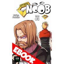 EBOOK Light Novel 3 Noob (dématerialisé)