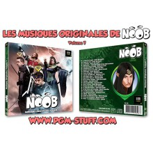 CD Pack Noob (physique) - 9 CD