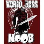 T-Shirt World Boss Femme